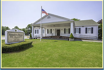 Directions to Saunders-Dwyer Funeral Home, New Bedford, MA
